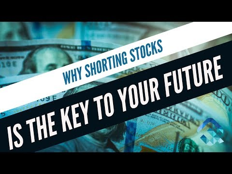 Why Learning To Short Stocks Is the Future