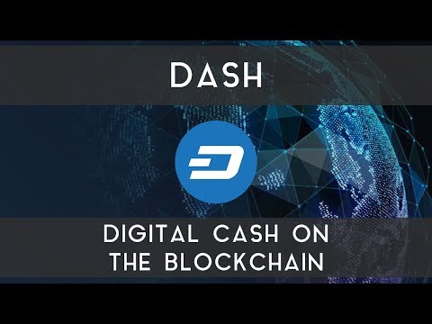 DASH | Digital cash on the blockchain