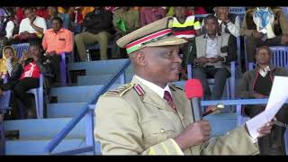 Commissioner Abdulahi Galgallo condemns the increased cases of suicide among the locals