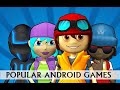 Top 10 Most Popular Android Games - December 2015