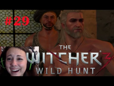 DRUNK WITCHER DRESS UP! The Witcher 3 pt. 29