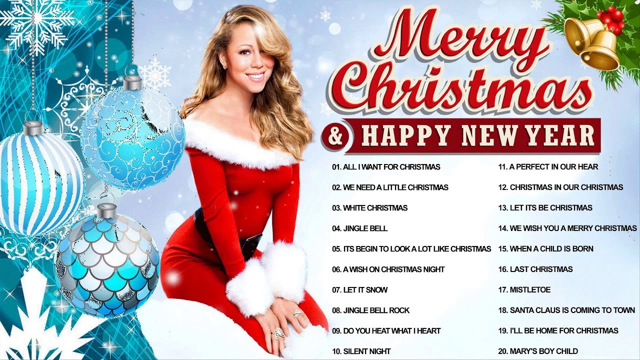 Christmas Playlist 2020 Merry Christmas 2020   Top Christmas Songs Playlist 2020   Best
