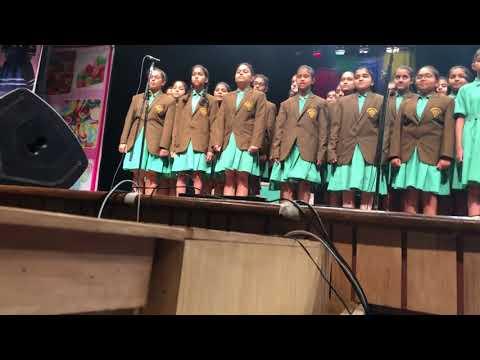 O Holy night St. Helena's School Choir