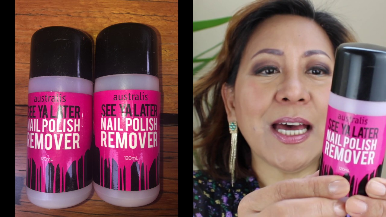 Best Worst Nail Polish Remover 2019 Review Australis