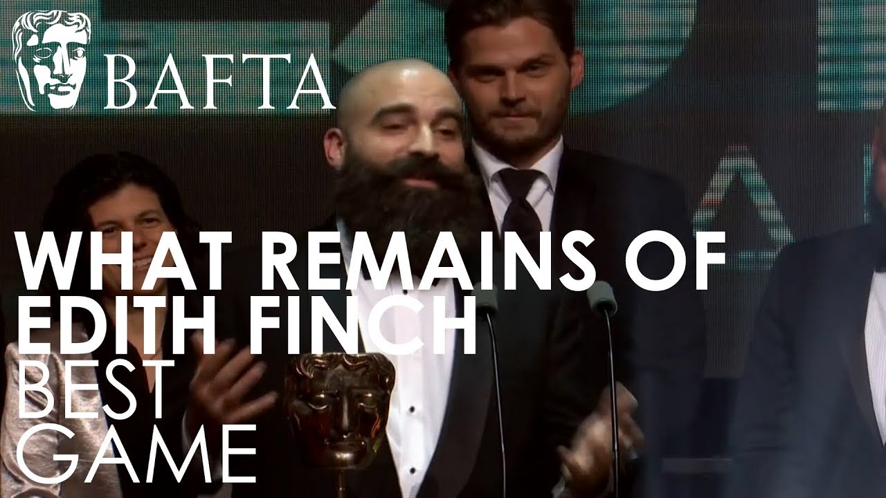 Image result for what remains of edith finch bafta