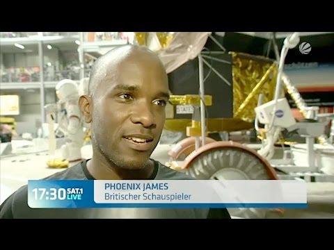Phoenix James on 17:30 SAT.1 LIVE   Germany