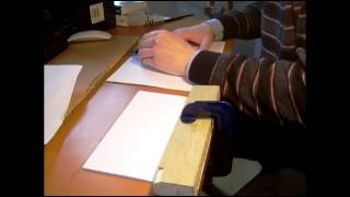 Binding a Paperback Book