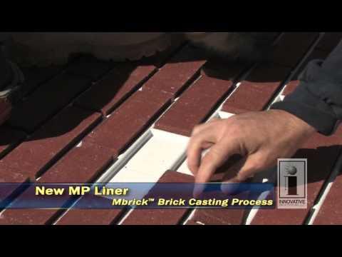 Mbrick Brick Casting Process