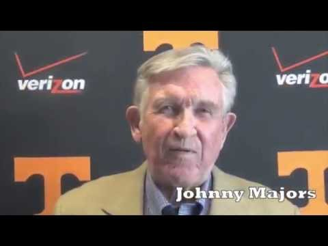 Vols Jersey Countdown No. 45 featuring Johnny Majors & Shon Walker