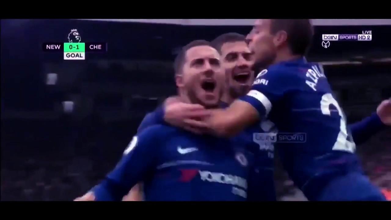 Download Newcastle vs Chel 1-2 All Goals & Highlights 26/08/2018 HD