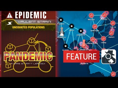 5 TIPS FOR PANDEMIC: THE BOARD GAME (iPhone / iPad / Android) | TableTap Tips