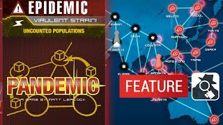 5 TIPS FOR PANDEMIC: THE BOARD GAME (iPhone / iPad / Android)   TableTap Tips