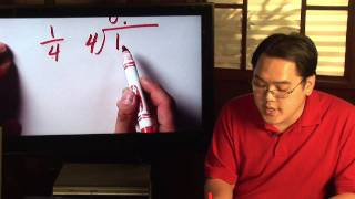 Fractions & Proportions : H๐w to Change a Ratio Into a Decimal