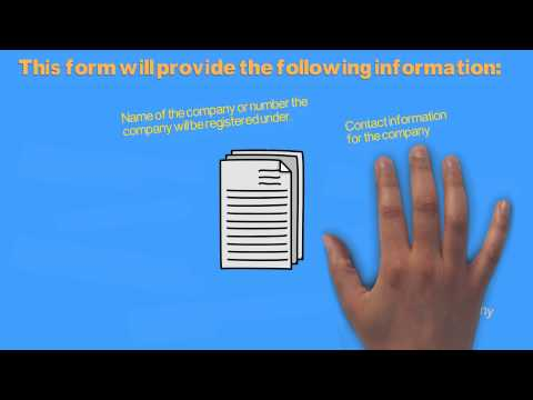 BLAW100: W11 Articles of Incorporation