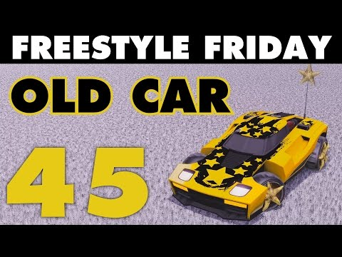 Rocket League | Freestyle Friday 45 | Old JHZER Car (Best Goals & Fails)