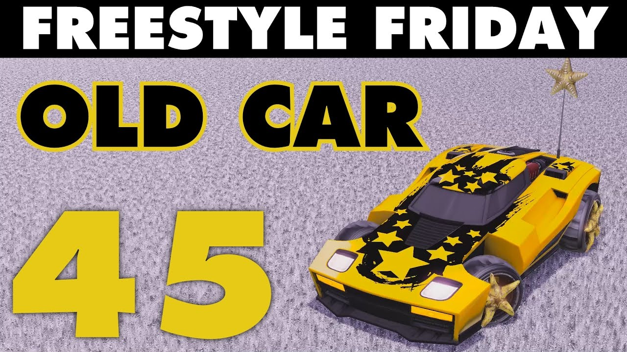 Rocket League Best Car To Freestyle