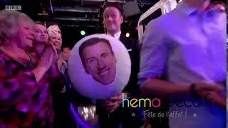Vidéo: Ballon personnalisé décor Cinéma Ø43cm