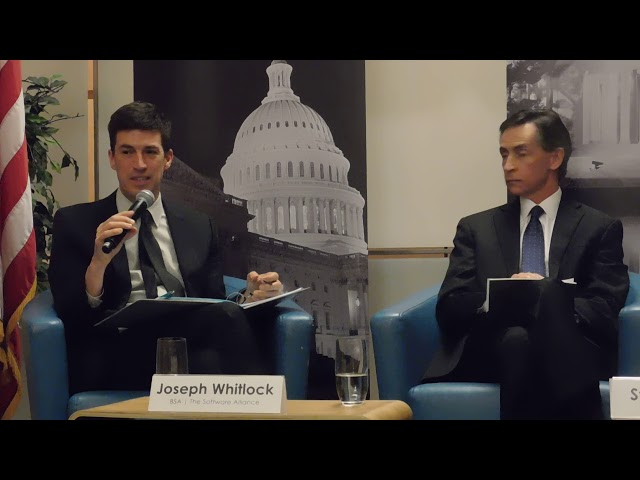 2/14/19 What is the Future for Digital Trade Policy?   Part 3