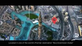 The Address Residences Opera Dubai