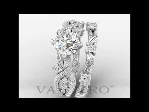 Vancaro Sterling Silver Bridal Set