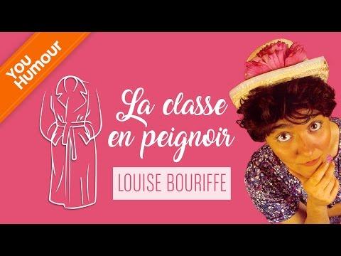 Louise BOURIFFE, Le peignoir