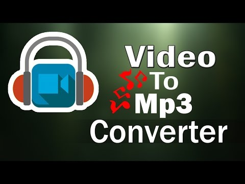 Video to mp3 converter Free Android application- Mp3 videdo converter-2017- Arjun series