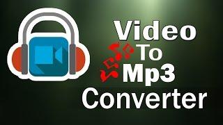 Video to mp3 converter Free Android application- Mp3 videdo converter-2017- Arjun series