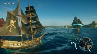 E3 2017 Skull and Bones Gameplay