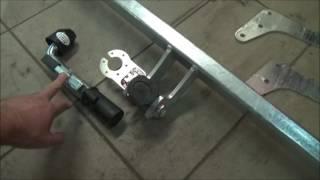 видео Установка фаркопа на Renault Duster. Пошаговые советы