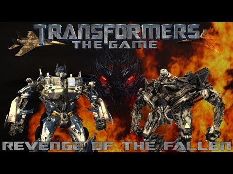 Transformers: The Game | Revenge Of The Fallen Mod