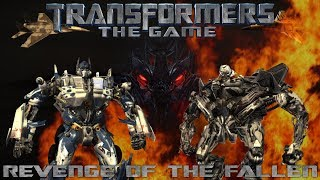Transformers: The Game   Revenge of the Fallen Mod