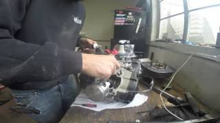 Yamaha Blaster Top End Assembly