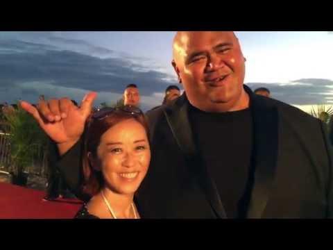 Hawaii Five-0 Season 7 Premiere & Red Carpet! O'Loughlin, Scott Caan, Daniel Kimプレミアにキャスト登場!