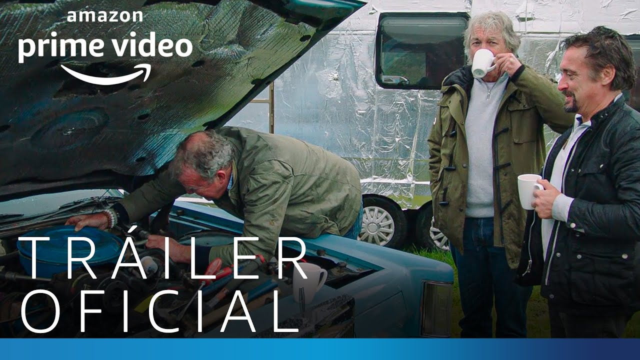 The Grand Tour presenta Lochdown - Tráiler oficial I Amazon Prime Video