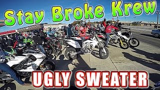 sbk toys for tots and a crash