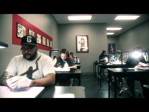How to Tattoo class course Tatt  School TATTS San Diego