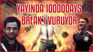 YAYINDA 10000DAYS BREAK'I VURUYOR VE BREAK'IN TEPKISI - En Iyi Anlar ft. Mithrain, 1 ...