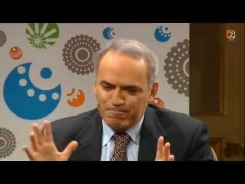 ♚ How Life Imitates Chess-Interview With Garry Kasparov