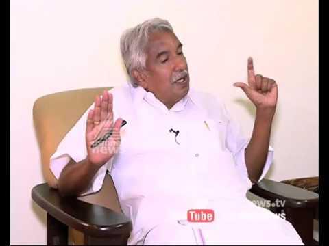 Interview with Oommen Chandy | Nethav | നേതാവ്: ഉമ്മന്ചാണ്ടിയുമായി അഭിമുഖം | 3 May 2016