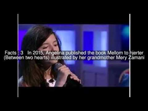 Angelina Jordan Top  #7 Facts