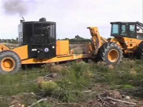 Vermeer Stump Grinder >> BUCKETMOUTH Forestry Mower - Stump Grinder - Rock Crusher ...