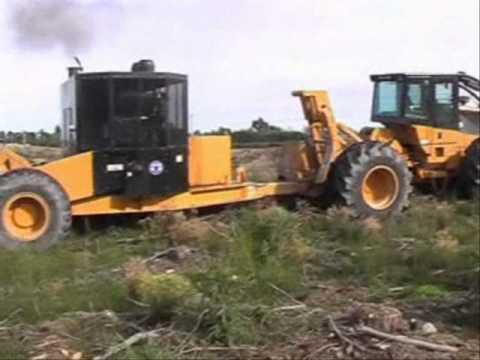 BUCKETMOUTH Forestry Mower - Stump Grinder - Rock Crusher - Mulcher