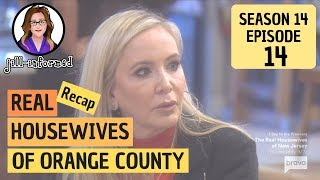 Bravo TV's Real Housewives of Orange County RECAP Season 14 Ep.14 (2019)