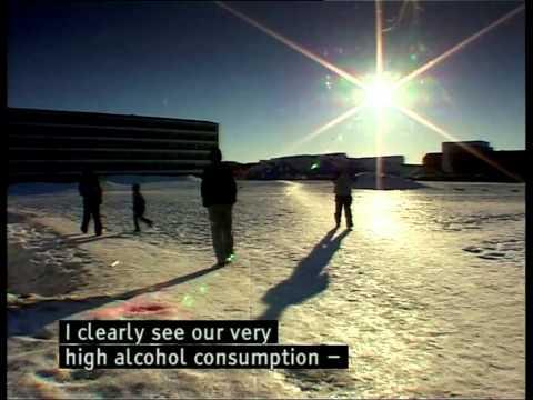 En verden til forskel - Grønland - engelsk