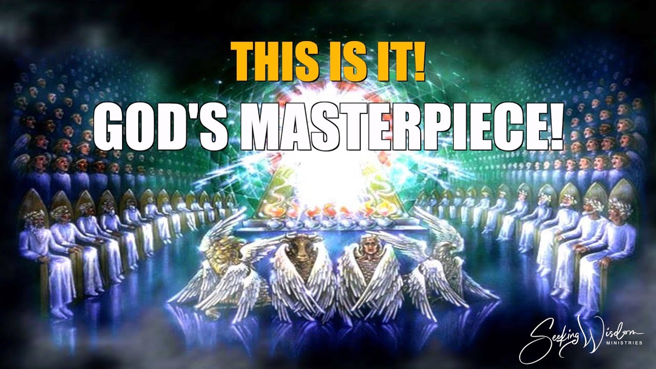 God's Perfect Masterpiece REVEALED!? Jesus is coming soon!