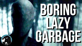 SLENDER MAN Review - Boring, Lazy, Garbage