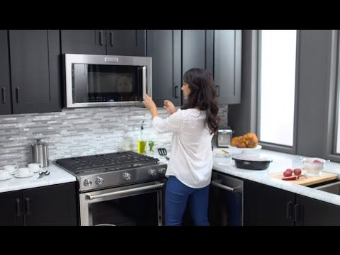 KitchenAid® Microwave Hood Combinations