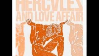 Hercules and Love Affair - Easy