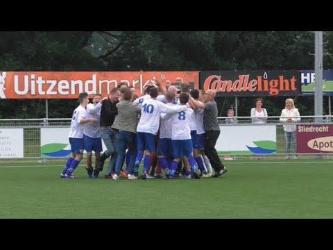 Sliedrecht O23J  -  LRC 23OJ   1 - 1 Sliedrecht wint na shootouts