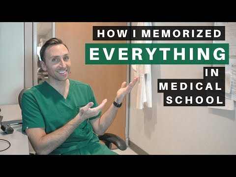 How I Memorized EVERYTHING in MEDICAL SCHOOL (3 Easy TIPS)